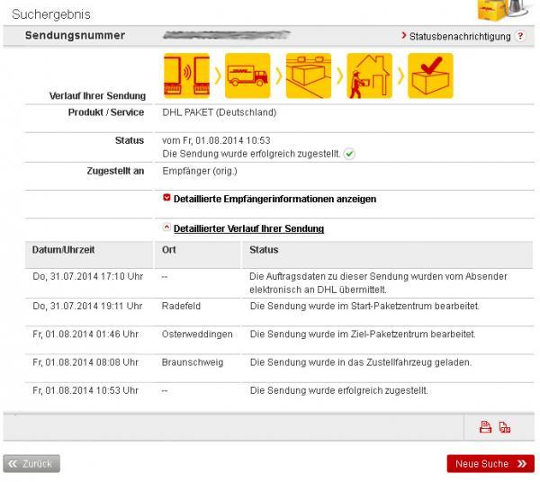 Bmw Treff Forum Der Schlechteste Paketdienst