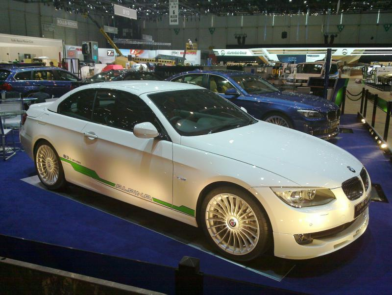 New ALPINA B3S Biturbo to be released - N54 with 400hp / 540