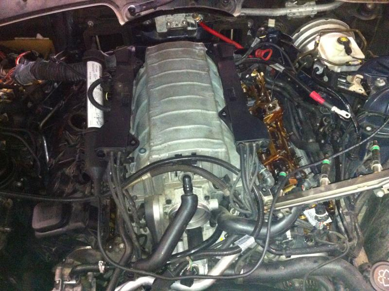 Ventildeckeldichtung Wechseln Beim 545 E60 V8 Ein Kleiner Erfahrungsbericht Archiv